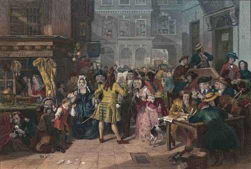 The World's First Stock Market Crash Happened Nearly 300 Years Ago