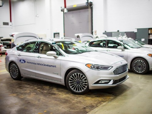Ford's CEO reveals his plan for the company's biggest transformation in history