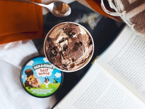 Ben & Jerry's is selling 3 new ice cream flavors that are packed with cookie dough core centers