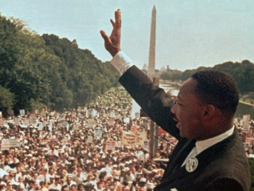 Here's The Real Story Behind Martin Luther King Jr.'s Greatest Moment
