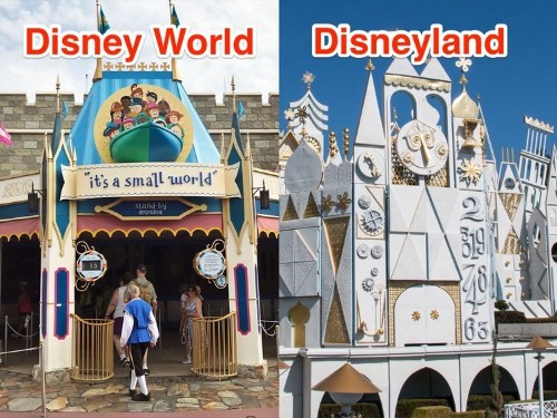 Disney World and Disneyland have 11 iconic matching attractions — here's which park has the best version of each ride