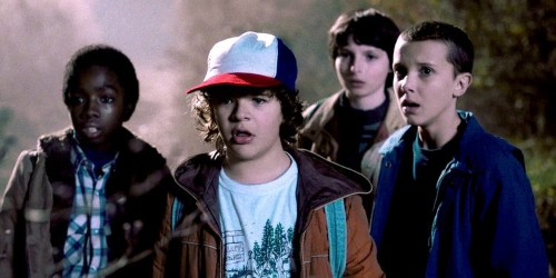 Millions of people have already watched 'Stranger Things,' and it's one of Netflix's biggest hits