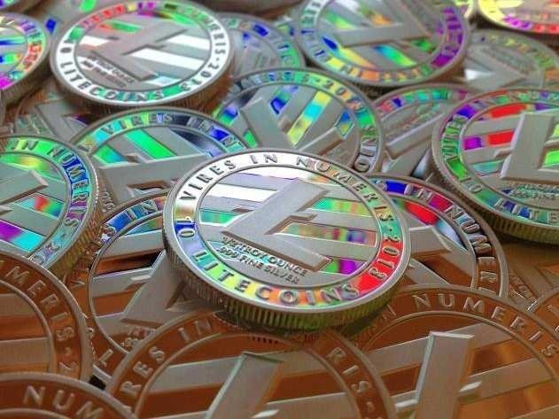 The fifth largest cryptocurrency surges past $80 per coin