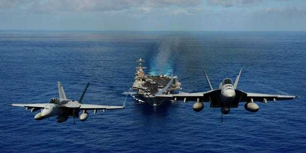 China attack on US aircraft carriers would backfire horribly, experts say - Business Insider