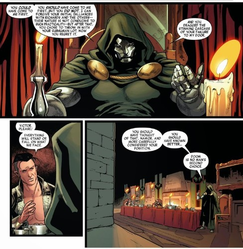 Doctor Doom is an all-time great villain — even if the movies keep getting him wrong