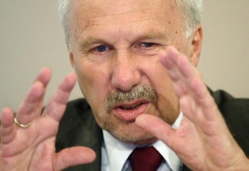 ECB's Nowotny says euro zone policy may need to become expansive