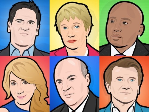 8 characteristics the 'Shark Tank' investors have in common