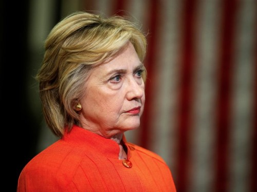 House Republicans outline their case against Hillary Clinton for perjury