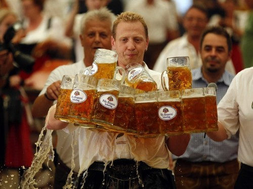 The Biggest Crime At Oktoberfest This Year Was Kind Of Silly