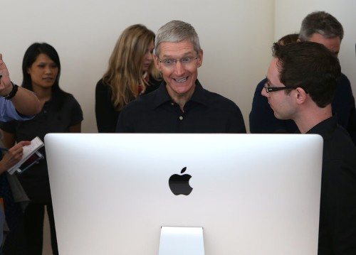 Apple CEO Tim Cook: 'Why would you buy a PC anymore?'