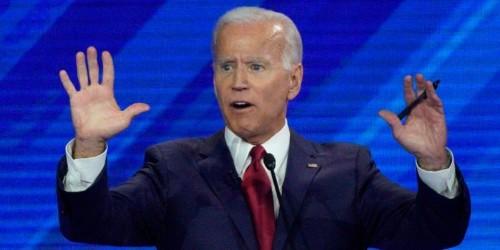 Biden is taking heat over debate answer that criticized black parents