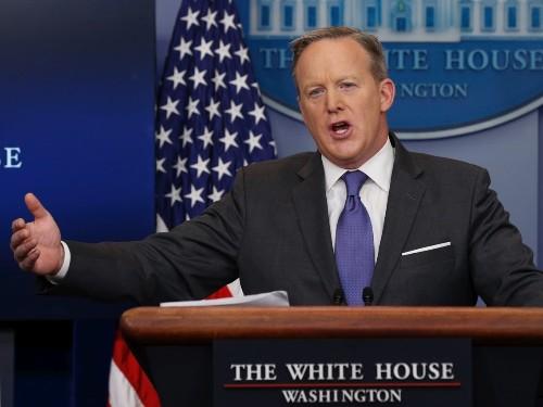 Sean Spicer refers to nonexistent Atlanta terror attack 3 times