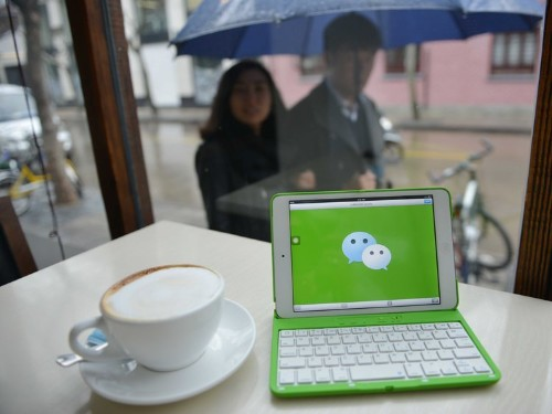 This Chinese messaging app is taking the country by storm — and Facebook should pay attention