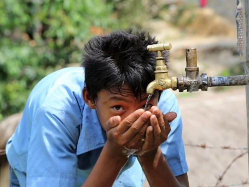 1 billion Asians will face severe water shortages by 2050