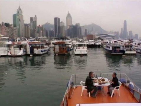 Hong Kong Travel - Magazine cover