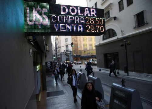 Emerging markets are about to suffer the consequences of dollar-denominated debt binges