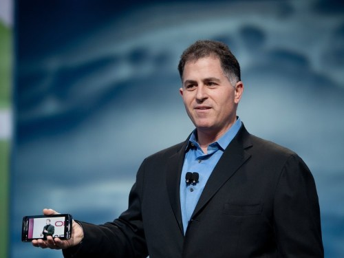 Tech billionaire Michael Dell says 'big data' is the next trillion-dollar tech industry