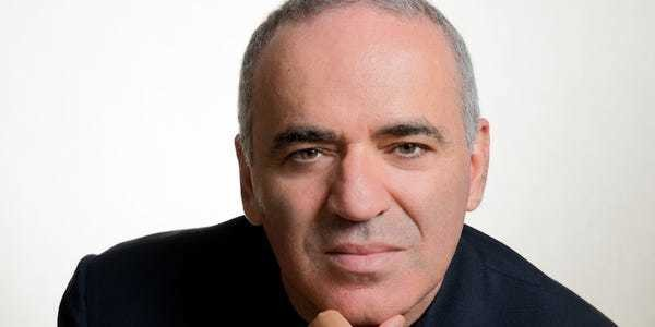 Garry Kasparov on AI and what it felt like to lose to Deep Blue - Business Insider