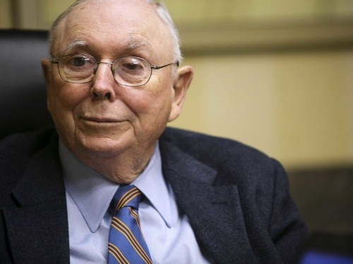 20 books billionaire Charlie Munger thinks everyone should read