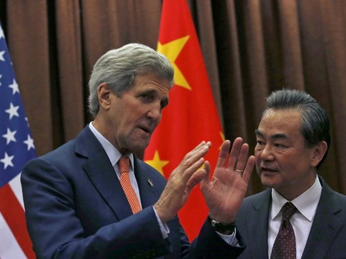 US officials are preparing to confront China over some 'very problematic' issues