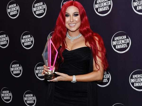 Jaclyn Hill is named the makeup tutorialist of the year - Business Insider