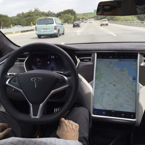 Tesla Autopilot wasn't created so cars could drive themselves