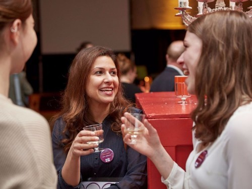 If you want to be more successful, stop networking