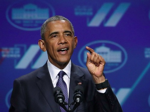 Obama: 'No successful businessman in America' thinks Trump is the country's most successful businessman