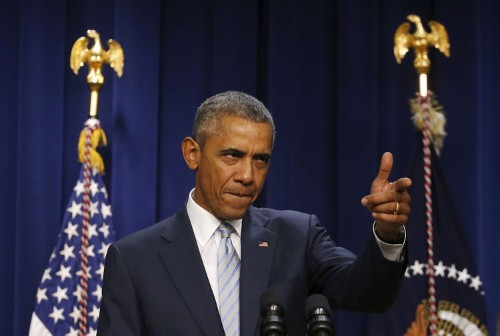 'The devil made me do it': Obama's foreign policy just reached a new low