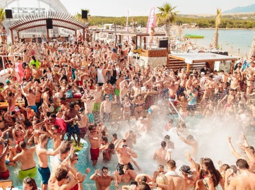 28 places to party before you die