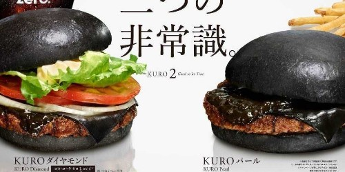 Burger King's gross-looking black burgers are coming to the US