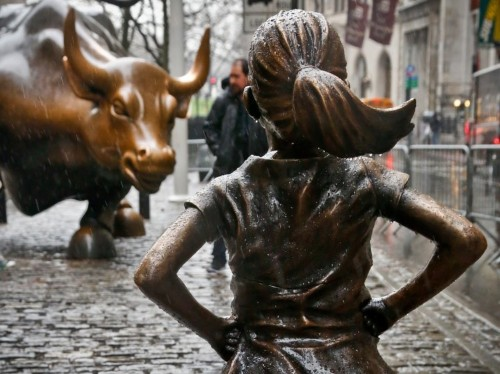 Fortune 500 companies increased gender diversity in 2018