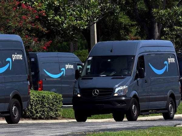 Amazon is leaving rural deliveries to USPS: Morgan Stanley - Business Insider