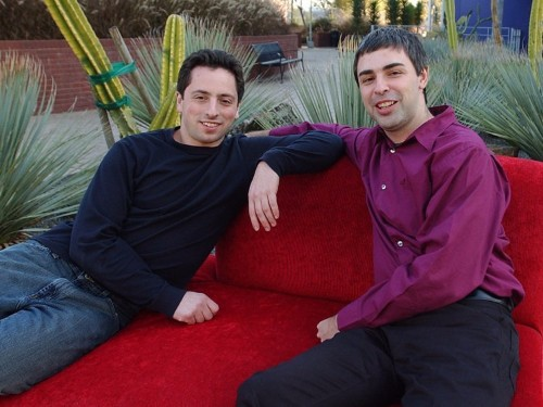 The unusual way Google cofounders Larry Page and Sergey Brin interview people for jobs