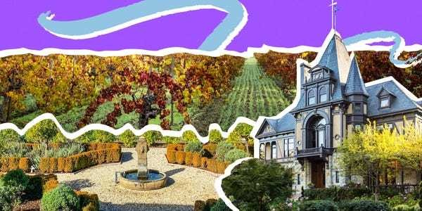 Wealthy weekender's guide: Where to eat, stay, party, and buy in California's wine country - Business Insider
