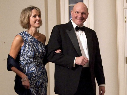 Microsoft billionaire Steve Ballmer wants his wealth to help families here at home in the US