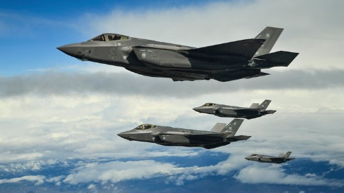 The F-35 could intercept a North Korean missile launch — but it could bring an all-out war