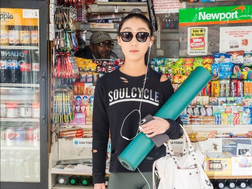 Athleisure is dying