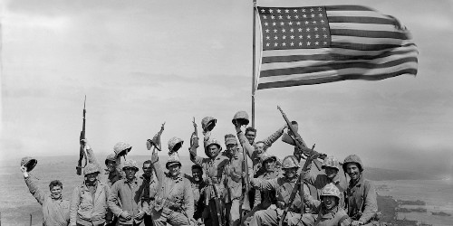 Marines correct ID of second man who raised flag at Iwo Jima - Business Insider