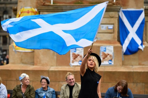 Here's How Scottish Independence Could Indirectly Lead To The End Of Britain's Nuclear Arsenal
