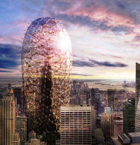 11 brilliant ideas for the skyscraper of the future