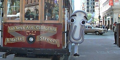 Clippy the once-hated cartoon has become a 'badge of honor,' former Microsoft exec says