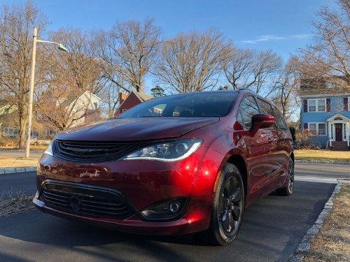 We drove a $50,000 Chrysler Pacifica Hybrid minivan too see if it's still better than rivals from Honda and Toyota — here's the verdict