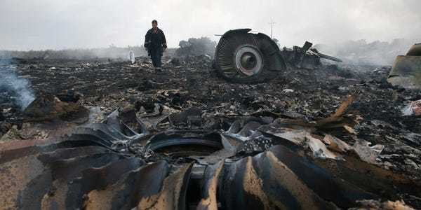 MH17: How crash happened 5 years ago, why no one formally blamed yet - Business Insider