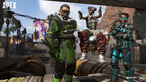 Electronic Arts stock price reaction to 'Apex Legends' season 2