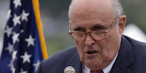 Rudy Giuliani shifted the goalposts on Trump-Russia collusion in a big way after Mueller's latest move