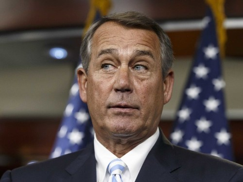 Boehner unloads on the 'false prophets' in his party that have made his job a nightmare