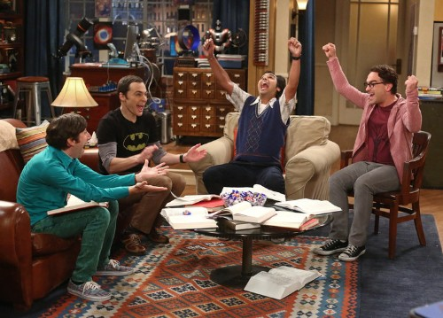 The 2 most popular TV shows of 2018 were both canceled: 'The Big Bang Theory' and 'Roseanne'