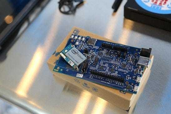 Check Out 10 Amazing Maker Inventions From The 2014 Intel Developer Forum - Business Insider