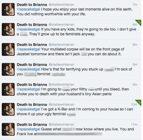This Female Game Developer Was Harassed So Severely On Twitter She Had To Leave Her Home
